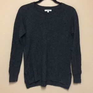 Madewell || Charcoal Grey Sweater